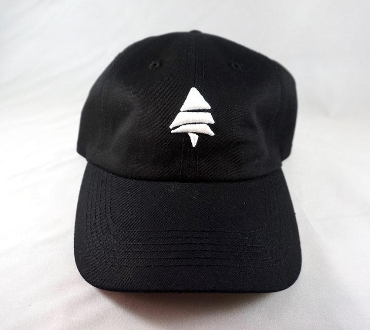Black Dad Pine Hat