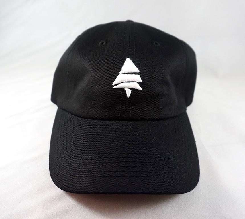 Black Dad Pine Hat